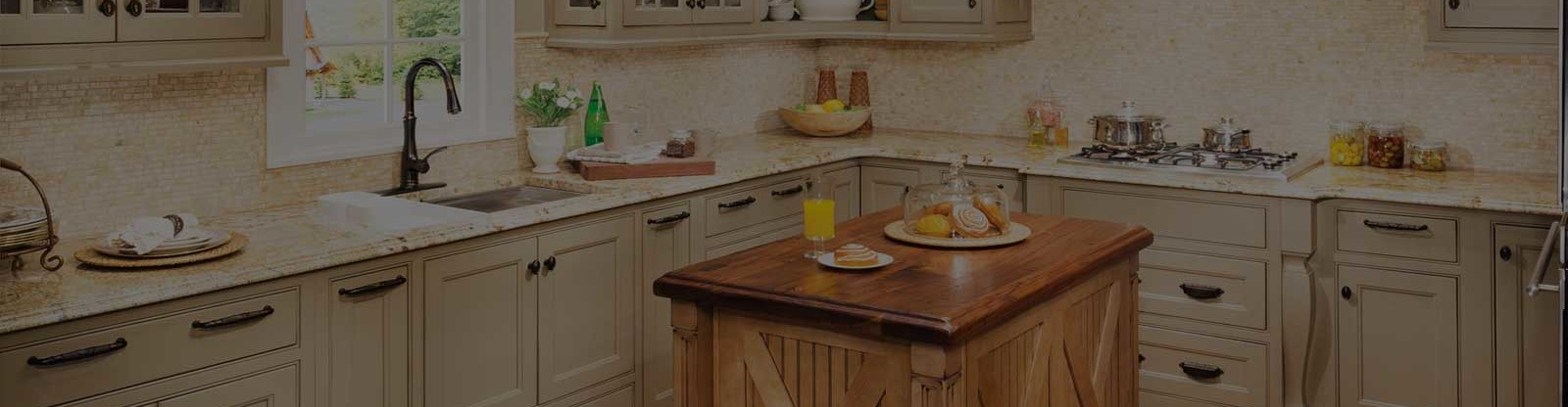 Kitchen Cabinet Maker Utah